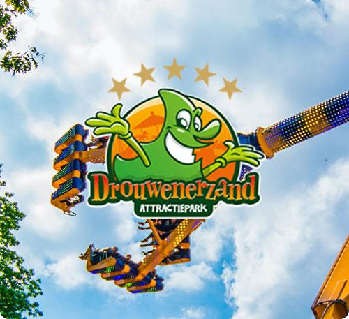 Drouwenerzand attractiepark camping
