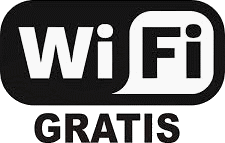 Overal gratis Wifi