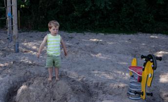 Genoeg zand voor de mooiste bouwwerken